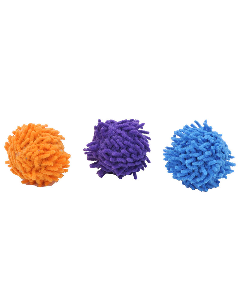COASTAL PET PRODUCTS ARLGP CAT TOY DRIVE:  Turbo Mop Ball Cat Toy