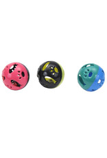 COASTAL PET PRODUCTS Turbo Plastic Ball Cat Toy