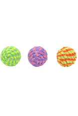 COASTAL PET PRODUCTS Turbo Rattle Ball Cat Toy