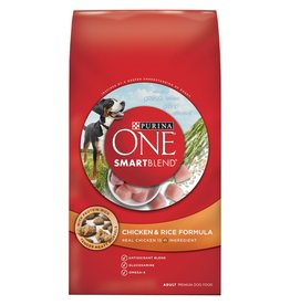 PURINA PURINA ONE Smartblend Adult Dry Dog Food Chicken and Rice