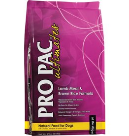 Pro Pac PRO PAC Ultimate Lamb & Rice Dry Dog Food
