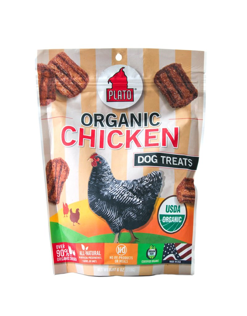 Plato Pet Treats Plato Strips Dog Treats Chicken