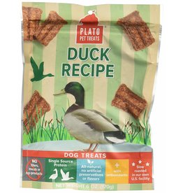 Plato Pet Treats Plato Strips Dog Treats Duck
