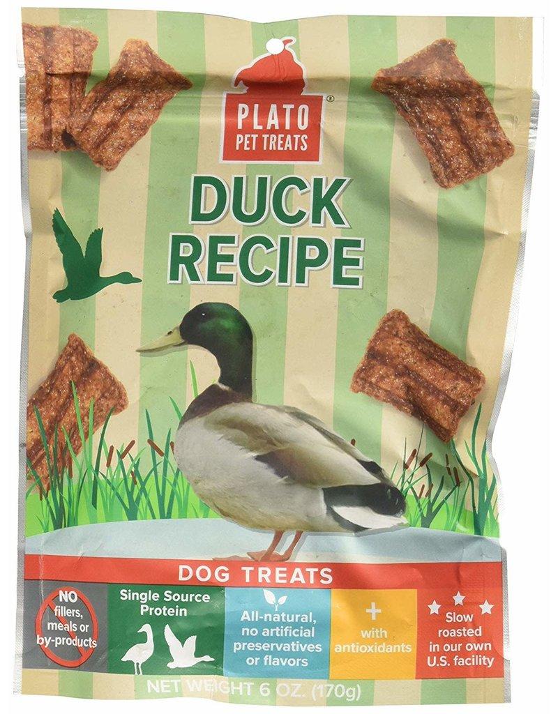 Plato Pet Treats Plato Strips Dog Treats Duck