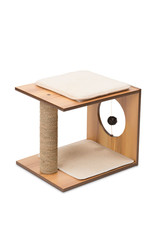 Vesper VESPER Walnut Stool Play Station