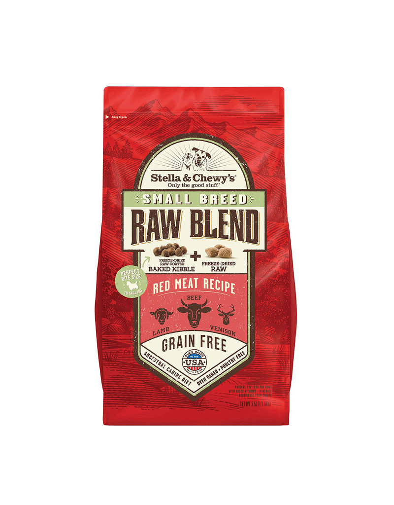 Stella & Chewy's STELLA & CHEWY'S Raw Blend Red Meat Small Breed Dry Dog food