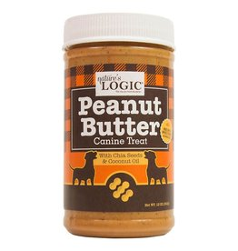 NATURE'S LOGIC NATURES LOGIC Peanut Butter Jar 12oz