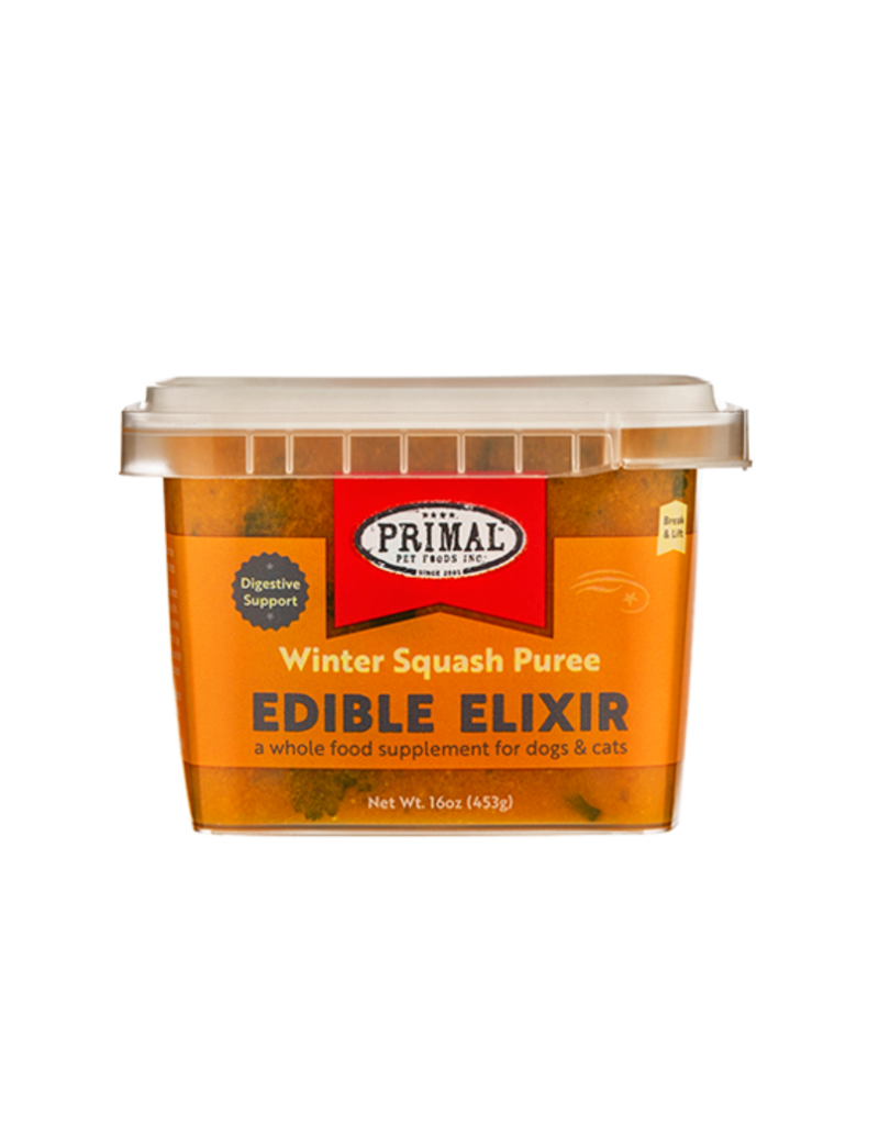 Primal Pet Foods PRIMAL Winter Squash Puree Edible Elixir