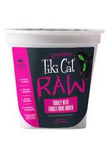 TIKI TIKI CAT Frozen Raw Cat Food Turkey