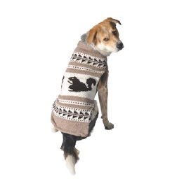 Chilly Dog Sweaters CHILLY DOG Cowichan Squirrel Sweater
