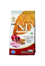 Farmina FARMINA Natural & Delicious Chicken & Pomegranate Ancestral Low-Grain Formula Dry Cat Food