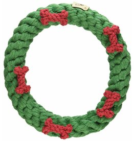 Jax & Bones GOOD KARMA Wreath Rope Toy
