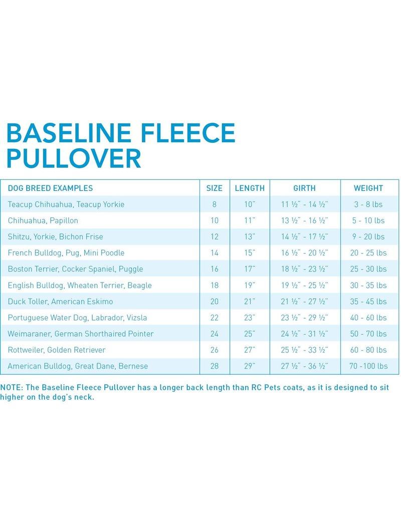 RC PET RC PET Baseline Fleece Electric Blue