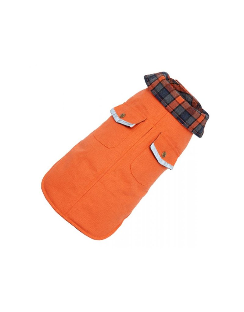 UP COUNTRY UP COUNTRY Orange Field Coat