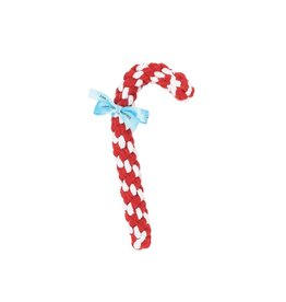 Jax & Bones GOOD KARMA Candy Cane Rope Toy