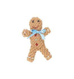 Jax & Bones GOOD KARMA Gingerbread Rope Toy