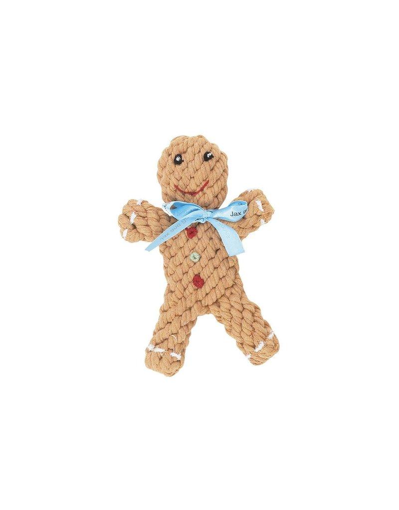 Jax & Bones GOOD KARMA Gingerbread Rope Toy