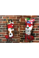 Stuffed Stocking for One Homeless Pet