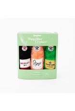Zippy Paws ZIPPY PAWS Happy Hour Crusherz Wine Giftpack