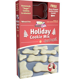 Puppy Cake PUPPY CAKE Holiday Cookie Mix & Cookie Cutter