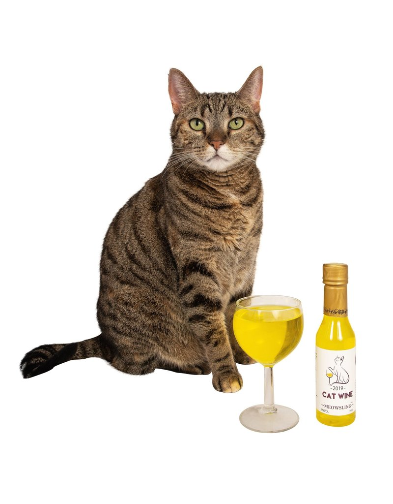 PET WINERY PET WINERY Meowsling Cat Wine