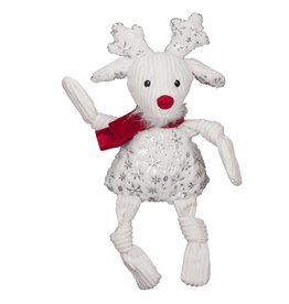 Hugglehounds HUGGLEHOUNDS Knottie  Sparkle N' Shine Reindeer Toy