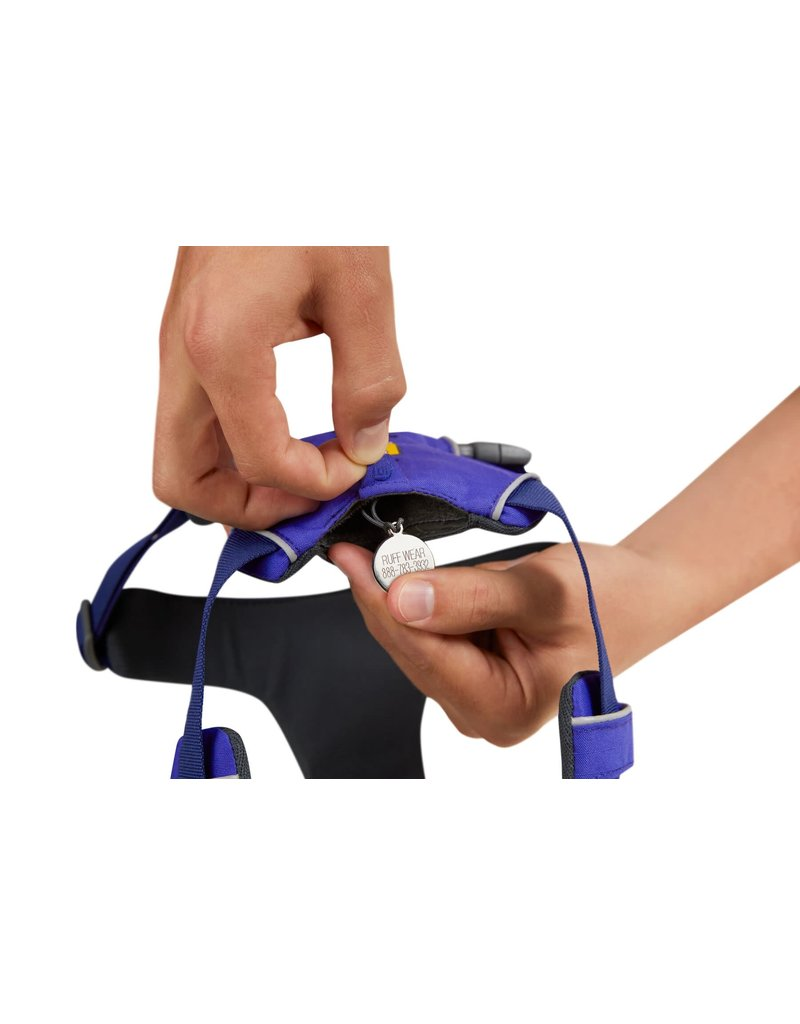 RUFFWEAR RUFFWEAR Front Range Harness  - Huckleberry Blue