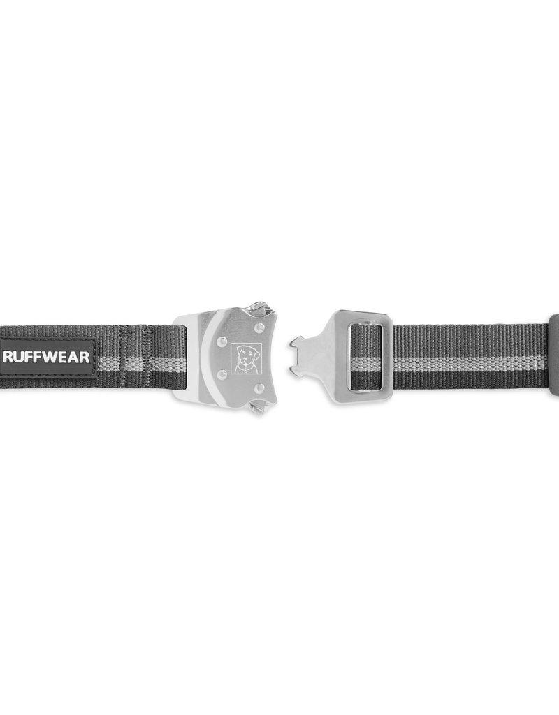 RUFFWEAR RUFFWEAR Top Rope Collar Granite Gray
