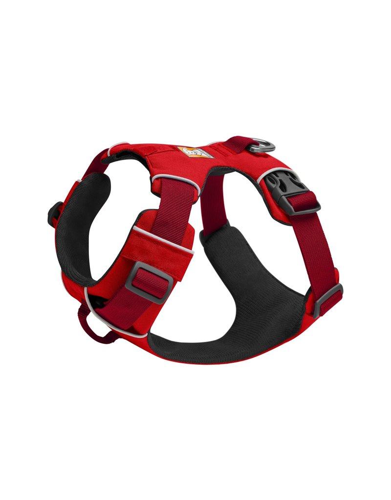 RUFFWEAR RUFFWEAR Front Range Harness - Red Sumac