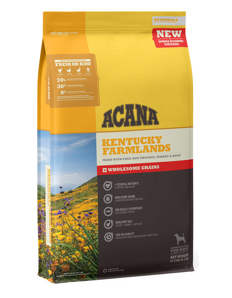 Acana ACANA Wholesome Grains Kentucky Farmlands