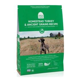 Open Farm OPEN FARM Ancient Grains Homestead Turkey Dry Dog Food