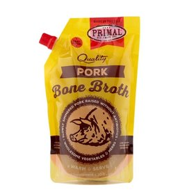 Primal Pet Foods PRIMAL Bone Broth Pork 20oz