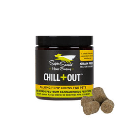 Super Snout Hemp SUPER SNOUTS Full Spectrum CBD Chew Chill + Out