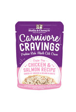 Stella & Chewys STELLA & CHEWY'S Carnivore Cravings Chicken & Salmon Cat Food Pouch 2.8 oz