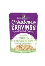 Stella & Chewys STELLA & CHEWY'S Carnivore Cravings Chicken & Duck Cat Food Pouch