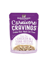 Stella & Chewys STELLA & CHEWY'S Carnivore Cravings Chicken & Tuna Cat Food Pouch