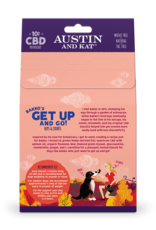 AUSTIN & KAT AUSTIN & KAT Bakko's Get Up & Go 10mg Full Spectrum CBD Functional Biscuits 30ct