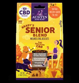 AUSTIN & KAT AUSTIN & KAT Brady's Senior 10mg Full Spectrum CBD Functional Biscuits 30ct