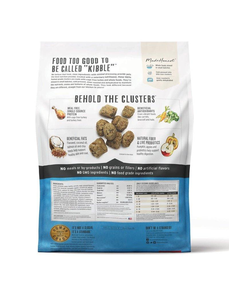 Honest Kitchen HONEST KITCHEN Whole Food Clusters Grain Free Dry Dog Food Turkey