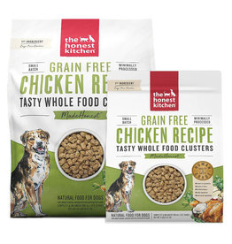 Honest Kitchen HONEST KITCHEN Whole Food Clusters Grain Free Dry Dog Food Chicken