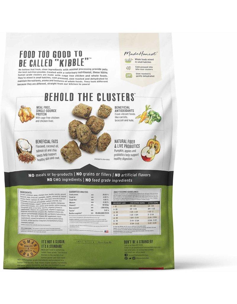 Honest Kitchen HONEST KITCHEN Whole Food Clusters Grain Free Dry Dog Food Chicken