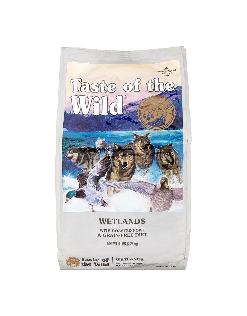TASTE OF THE WILD TASTE OF THE WILD Wetlands Grain-Free Dry Dog Food
