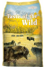 TASTE OF THE WILD TASTE OF THE WILD High Prairie Grain-Free Dry Dog Food