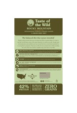 TASTE OF THE WILD TASTE OF THE WILD Rocky Mountain Grain-Free Dry Cat Food