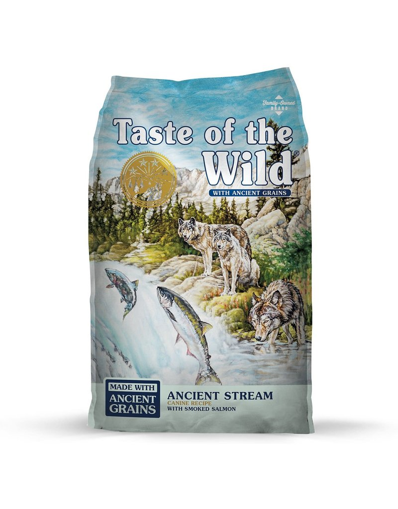 TASTE OF THE WILD TASTE OF THE WILD Ancient Stream Dry Dog Food