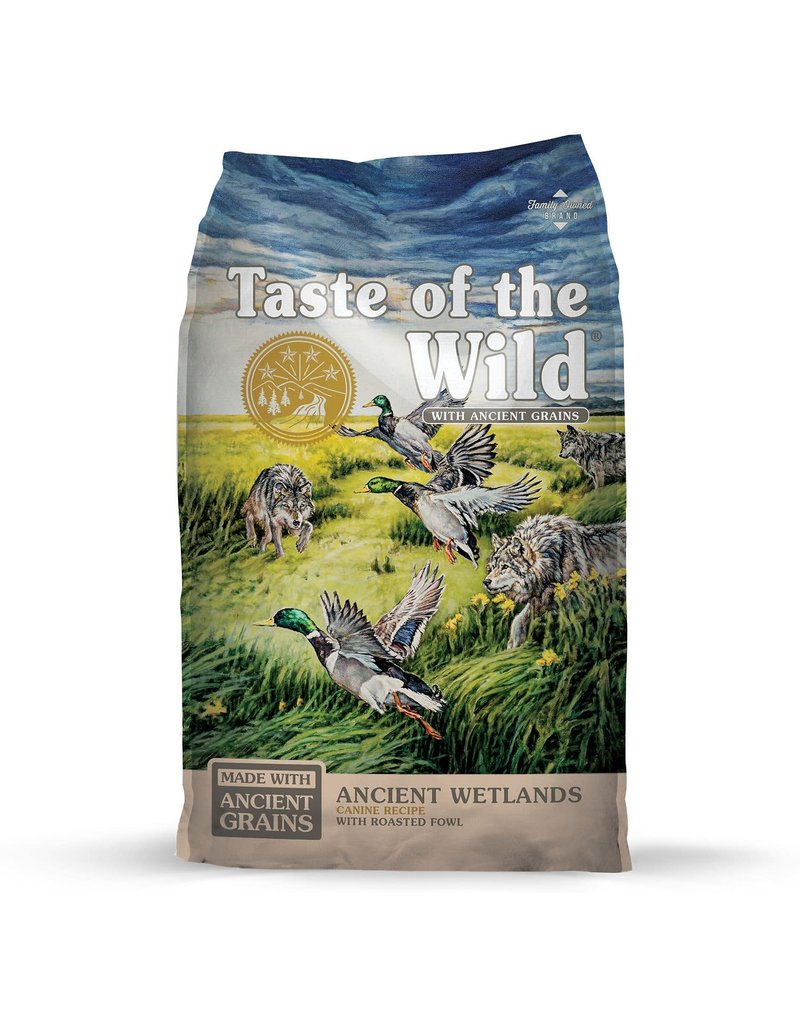 TASTE OF THE WILD TASTE OF THE WILD Ancient Wetlands Dry Dog Food
