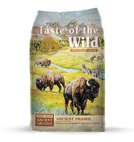 TASTE OF THE WILD TASTE OF THE WILD Ancient Prairie Dry Dog Food