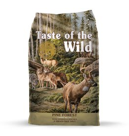 TASTE OF THE WILD TASTE OF THE WILD Pine Forest Grain-Free Dry Dog Food