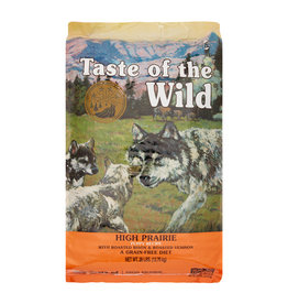 TASTE OF THE WILD TASTE OF THE WILD High Prairie Puppy Grain-Free Dry Dog Food