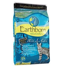 Earthborn EARTHBORN HOLISTIC Wild Sea Catch Grain-Free Dry Cat Food
